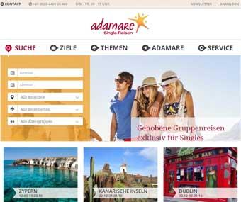 Adamare Startseite