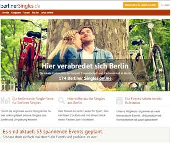 Berliner Singles Startseite