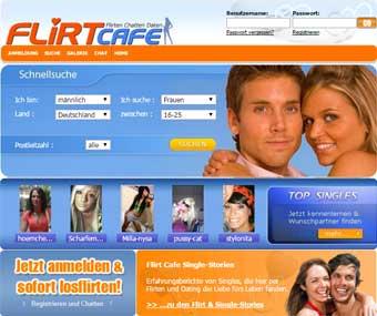 Flirtcafe Startseite
