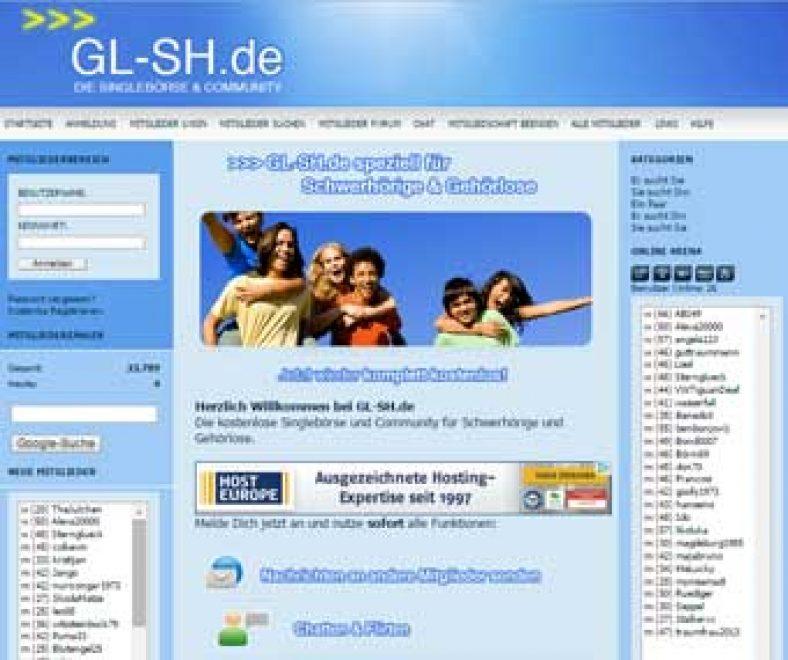 Gl Sh Webseite