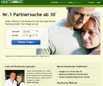Partnervermittlung altersdurchschnitt
