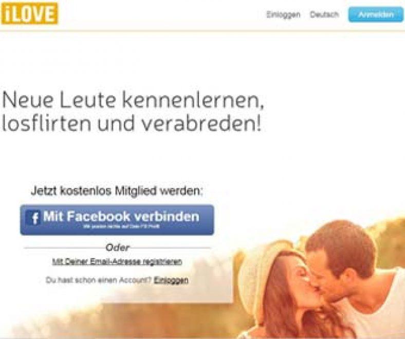Ilove Webseite
