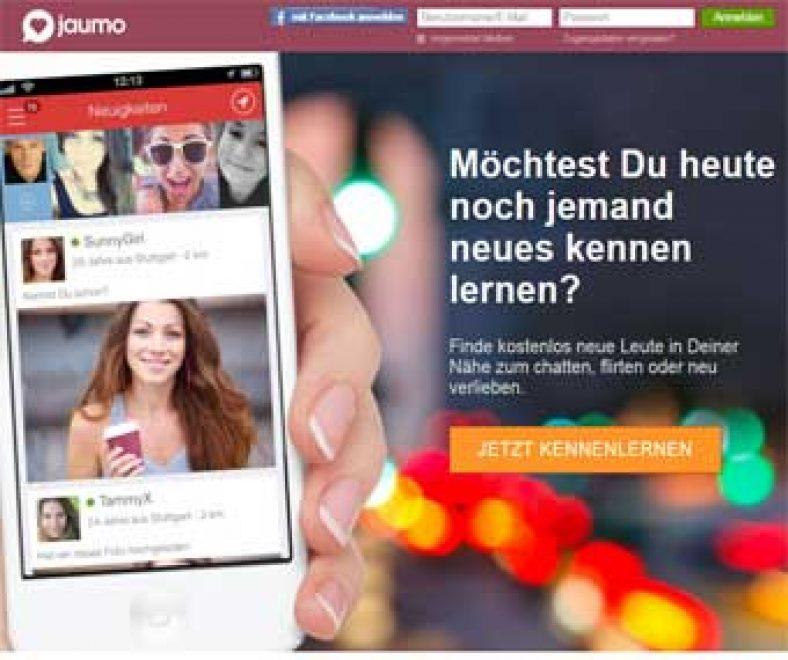 Jaumo Webseite
