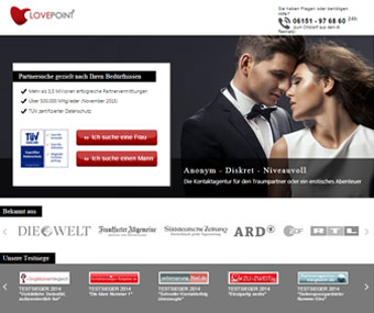 casual dating lovepoint