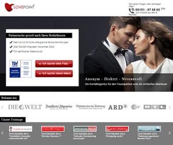 Lovepoint Startseite