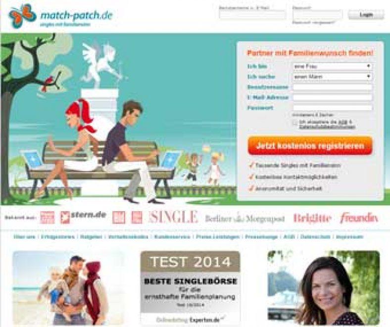 Match Patch Webseite