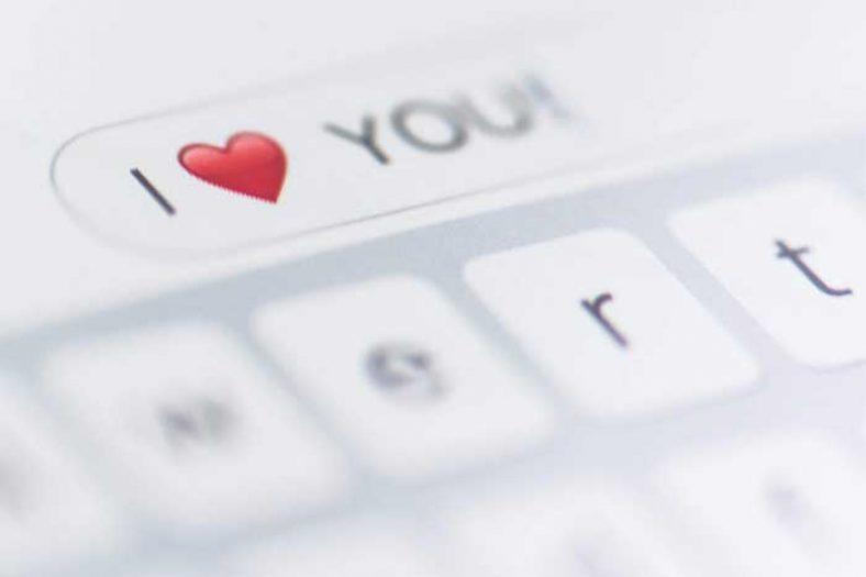 Zweites date online-dating